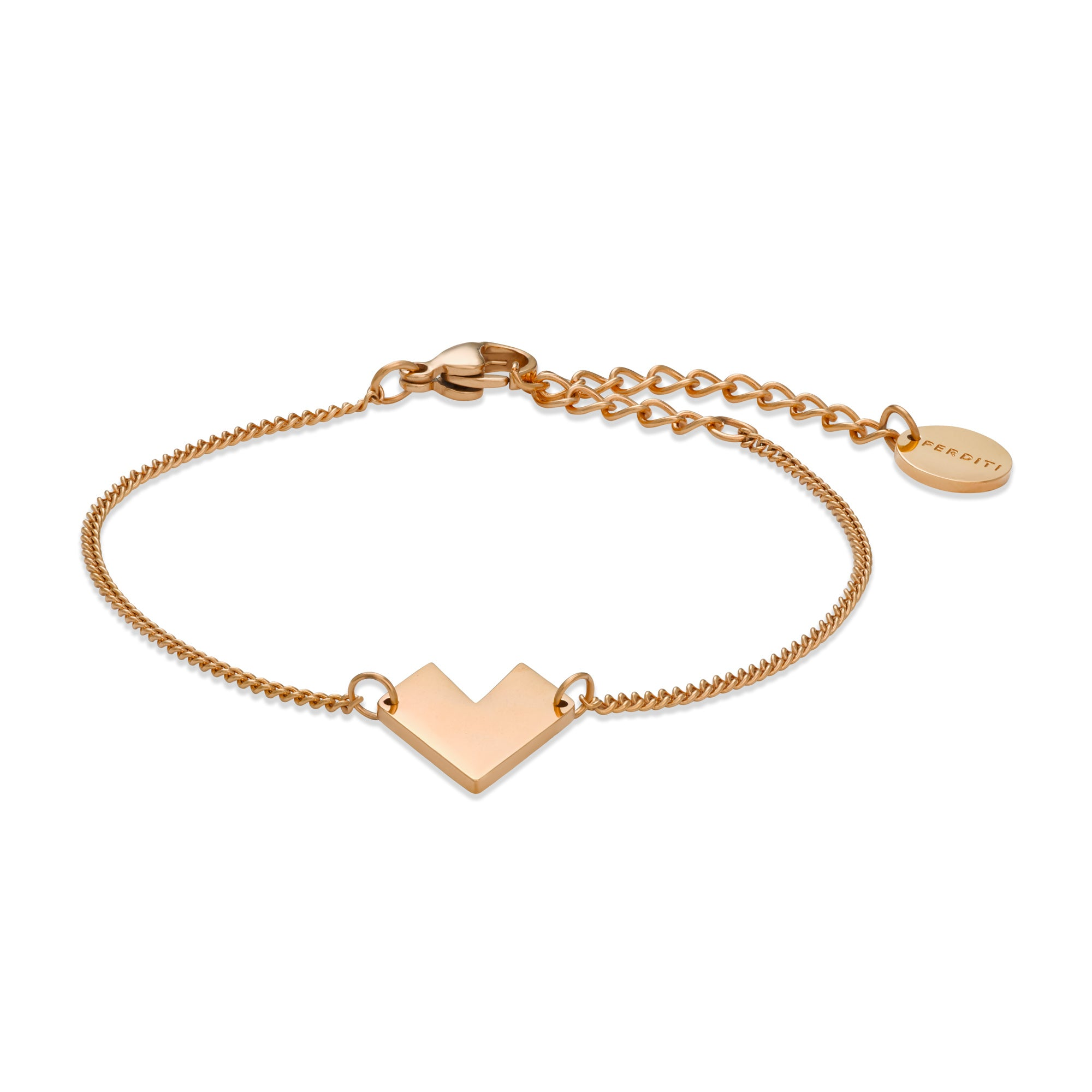 AMOTI BRACELET Rose Gold