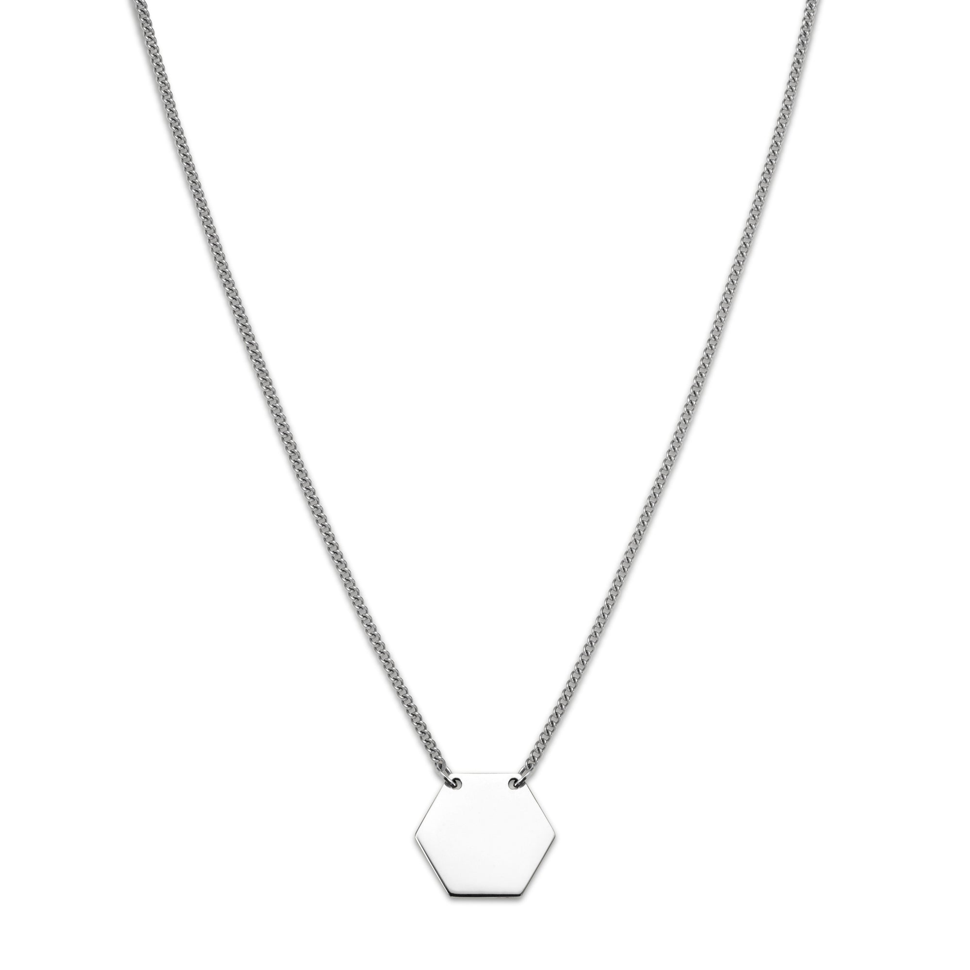 LIBRI NECKLACE Silver