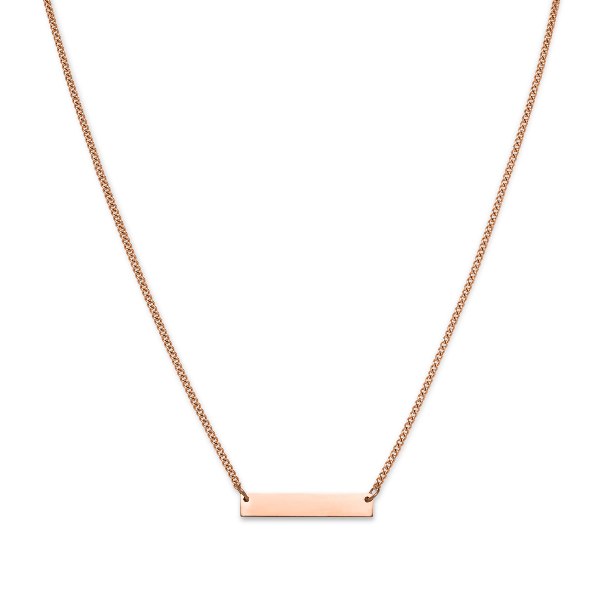 TREVI NECKLACE Rose Gold