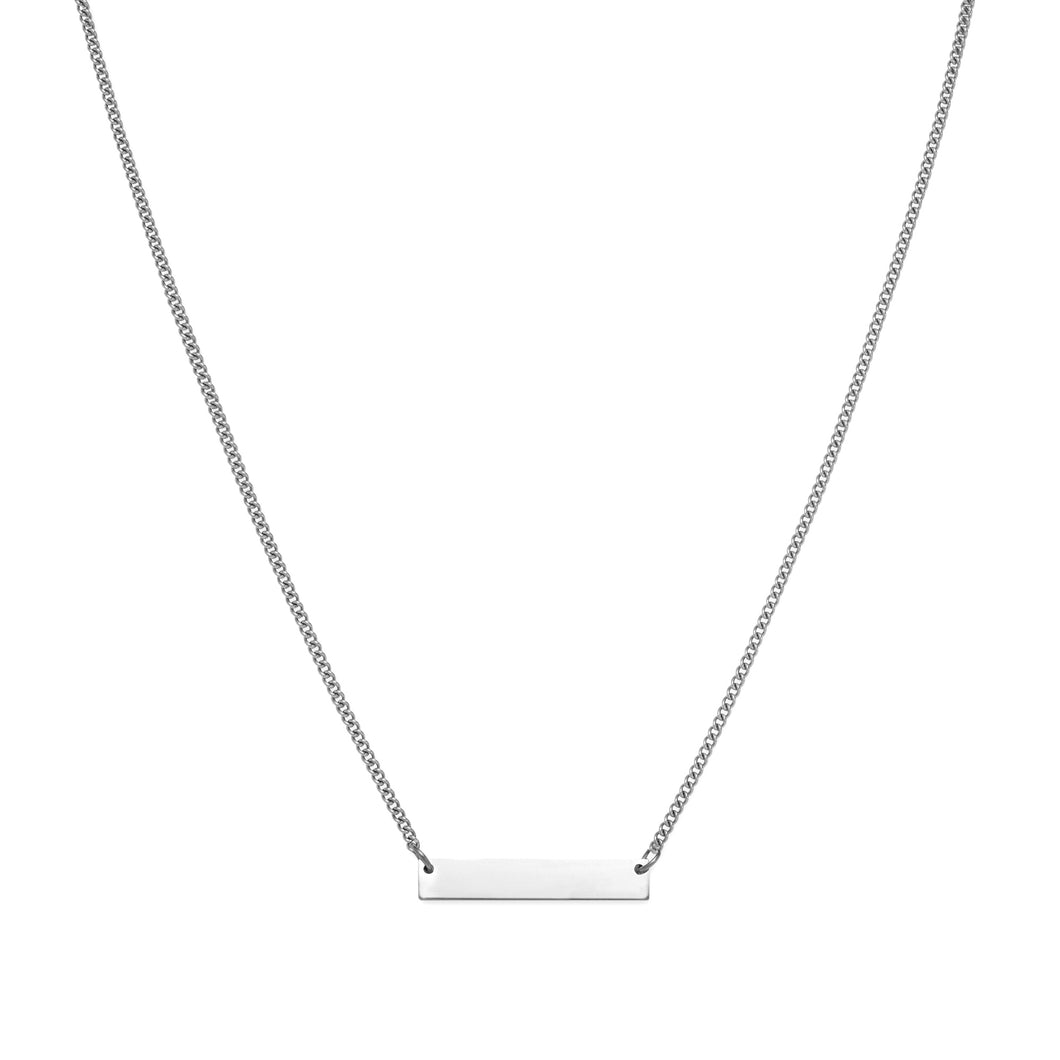 TREVI NECKLACE Silver