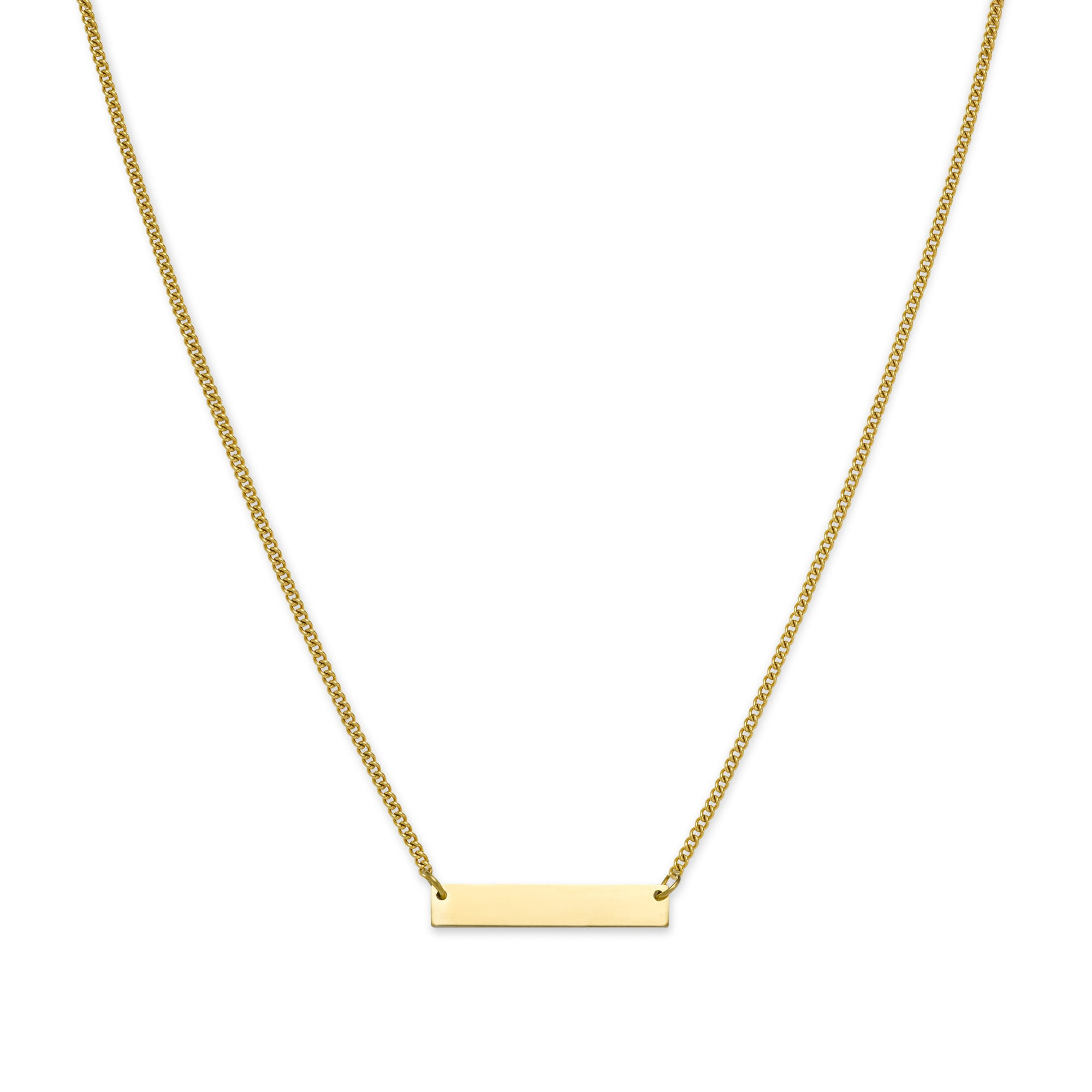 TREVI NECKLACE Gold