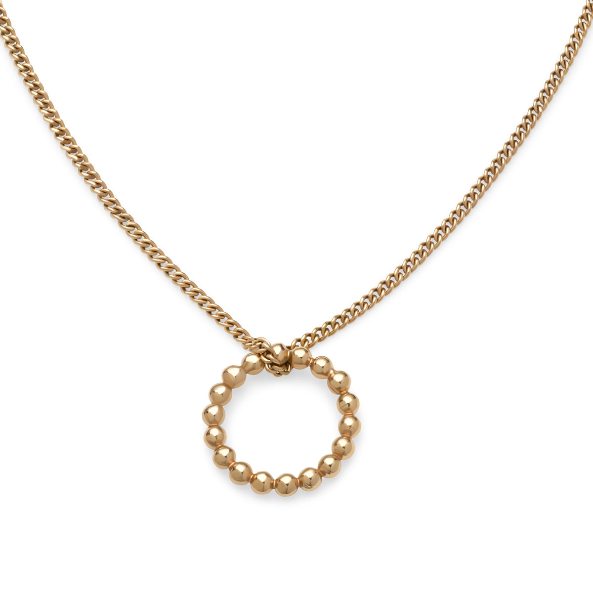 DIVI NECKLACE Gold