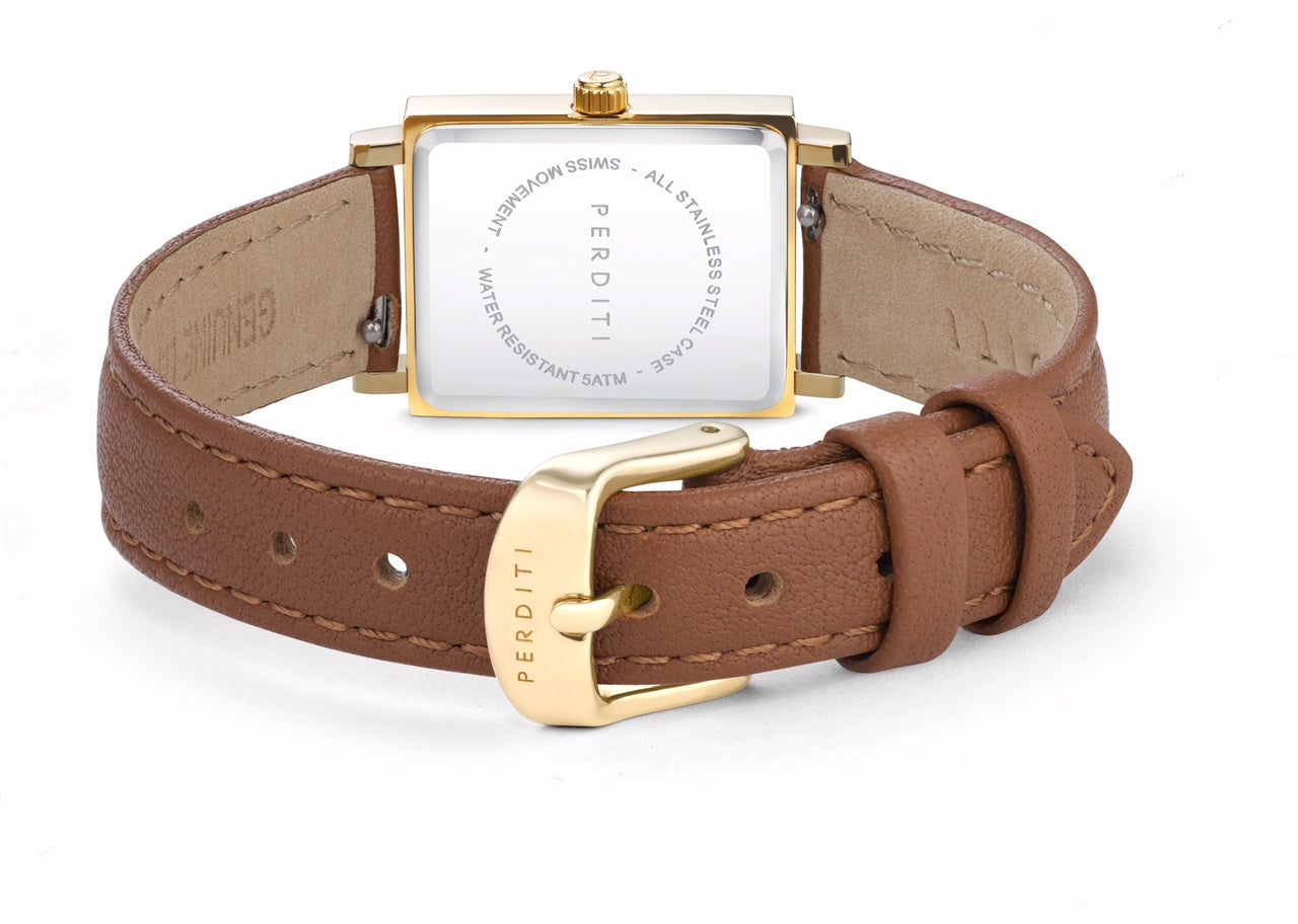 STRAP Brown Gold