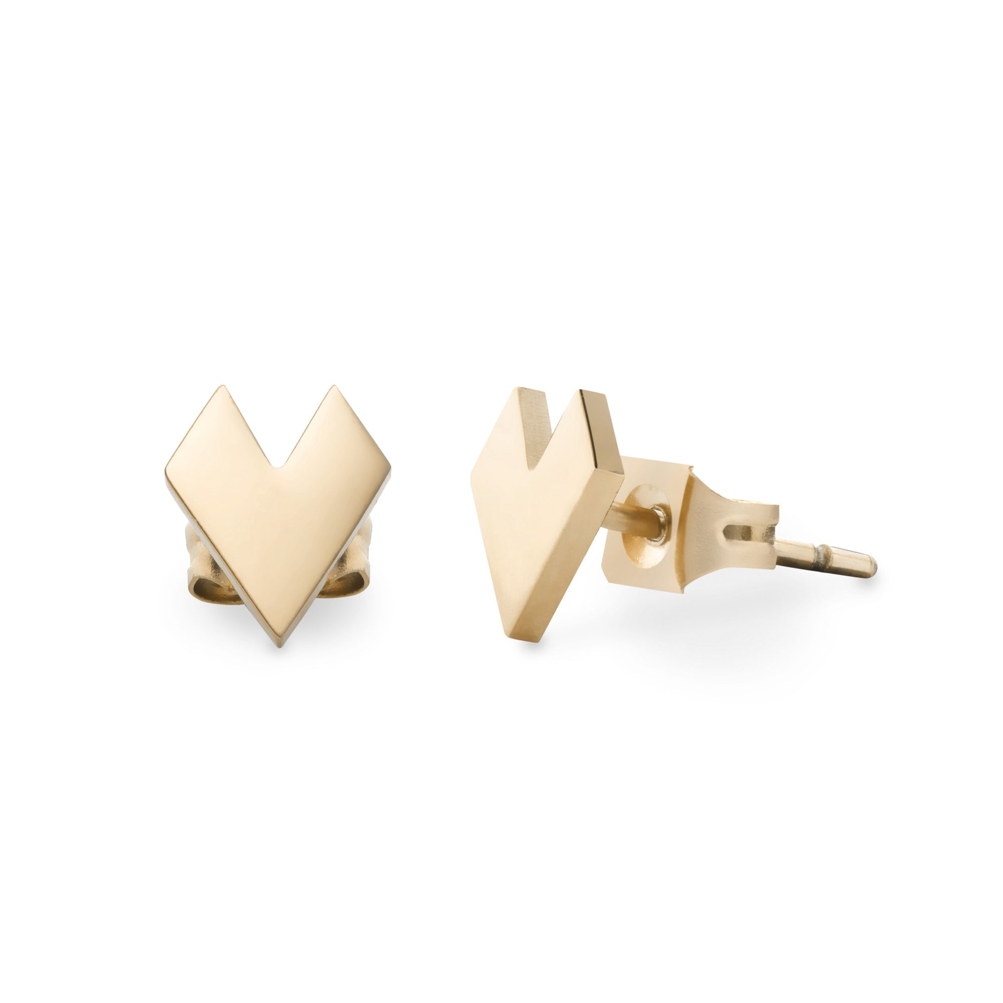 AMOTI EARRINGS Gold
