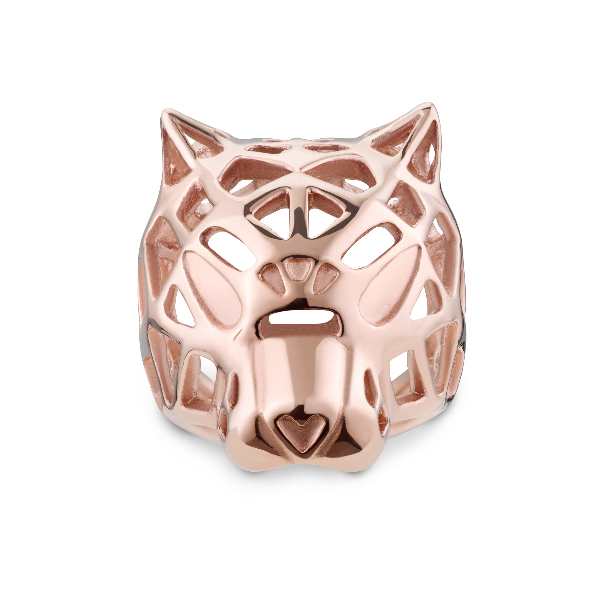 Pantera Ring Rose Gold