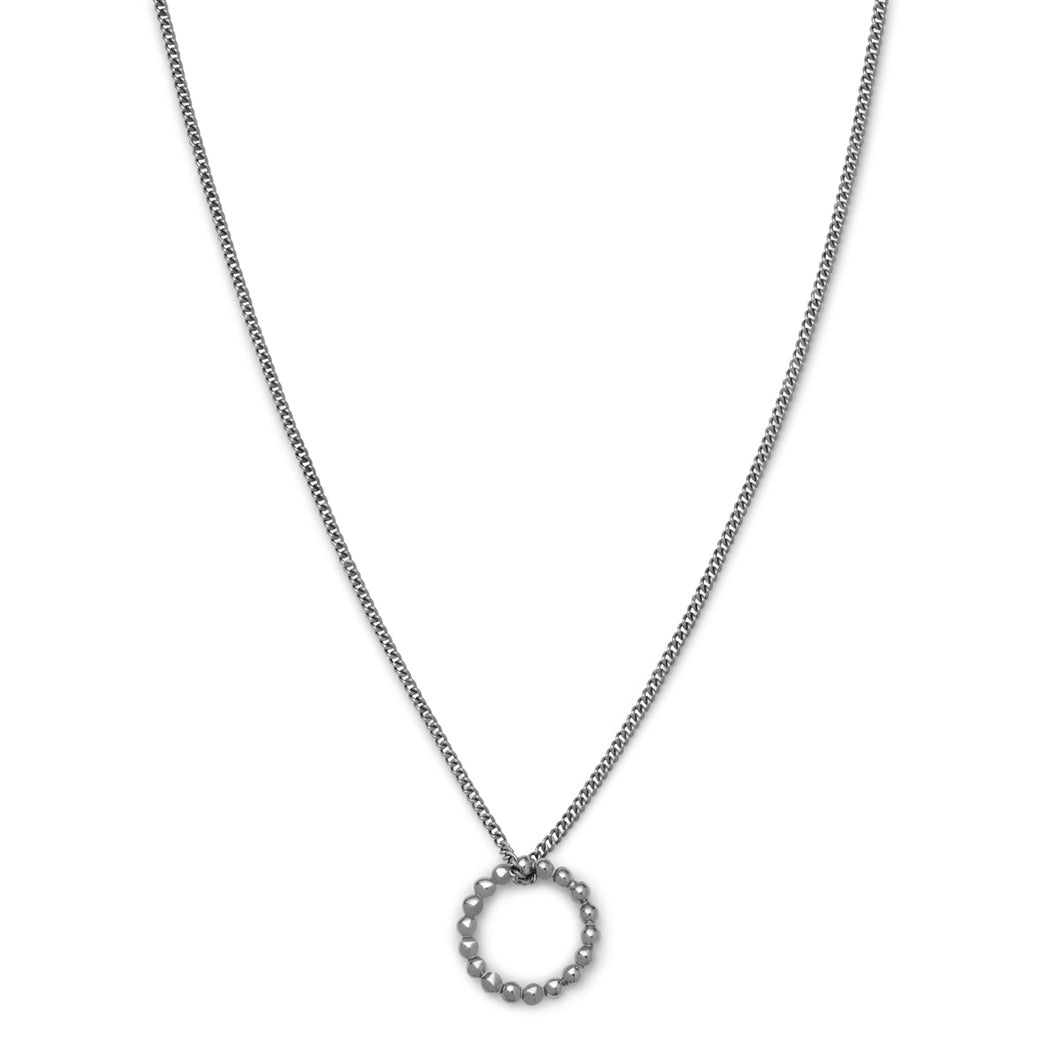 DIVI NECKLACE Silver