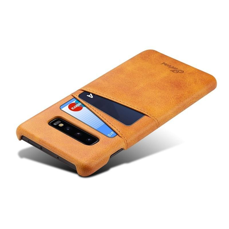 Case For Samsung Note S 10 5g 10e 9 8 S20 plus Ultra Luxury Leather Phone Back with Card Holder