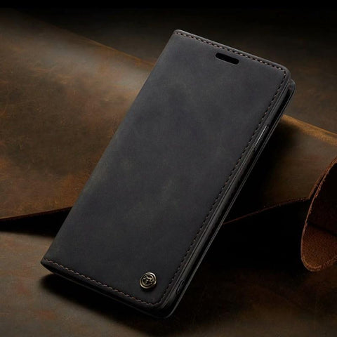 Luxury Leather Flip Case For iphone 12 11 pro x xs max xr 6 6s 7 8 plus Se