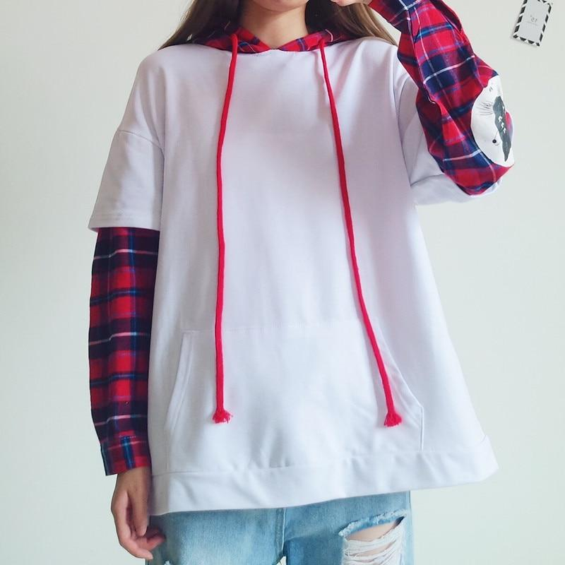 Japanese Cute Street Women Sweatshirt - Harajuku Style - HomeWareBargains