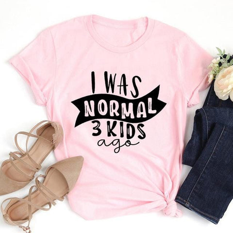 Funny Mom T Shirt for Women - HomeWareBargains
