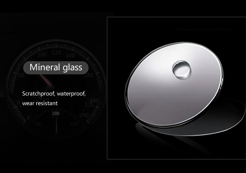 LIGE Quartz Clock with Elegance and Luxury