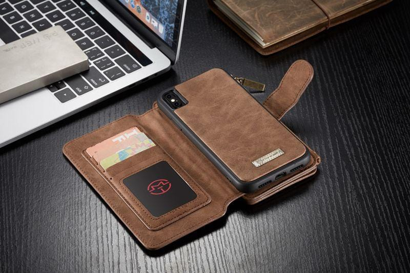 Phone Flip case For Iphone 12 11 pro X Xr Xs Max 5 s e 2020 6 s 7 8 Plus Luxury Leather  Protective Covers