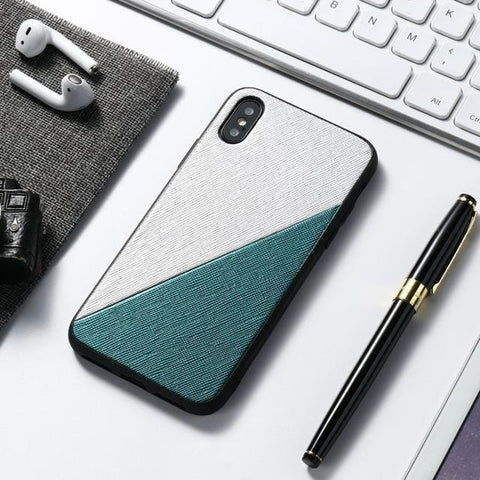 Silver Green Leather Case For Samsung Galaxy A51 A71 A31 A41 A50 A70 A40 A30 A21S A6 A9 A7 2018 Note 20 Ultra 10 Pro 8 9 M31 M21 M11 Case
