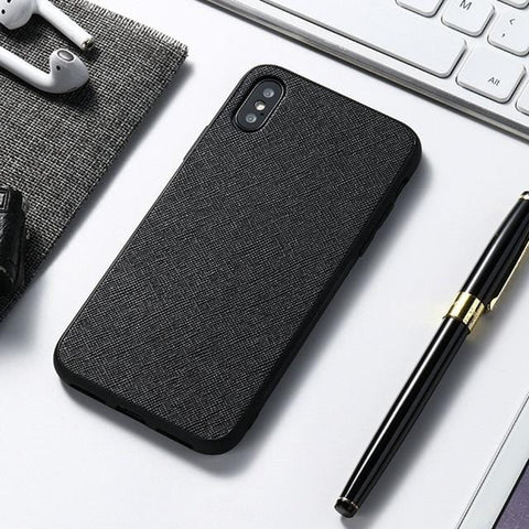 Black Leather Case For Samsung Galaxy A51 A71 A31 A41 A50 A70 A40 A30 A21S A6 A9 A7 2018 Note 20 Ultra 10 Pro 8 9 M31 M21 M11 Case