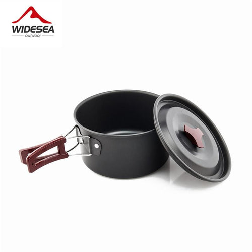 Camping Cookware Outdoor set for Camping