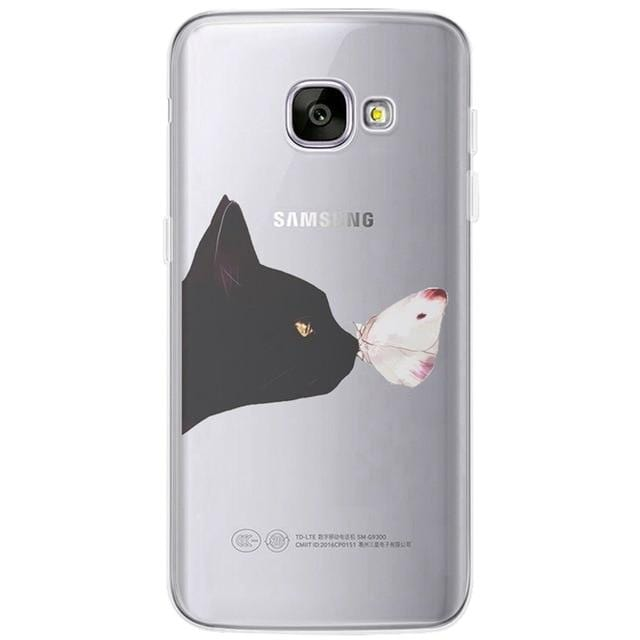 Case For Samsung Galaxy A3 A5 2016 2015 2017 prime J1 J2 J3 J5 J7  G530H S8/plus Note 8 TPU Silicon - HomeWareBargains