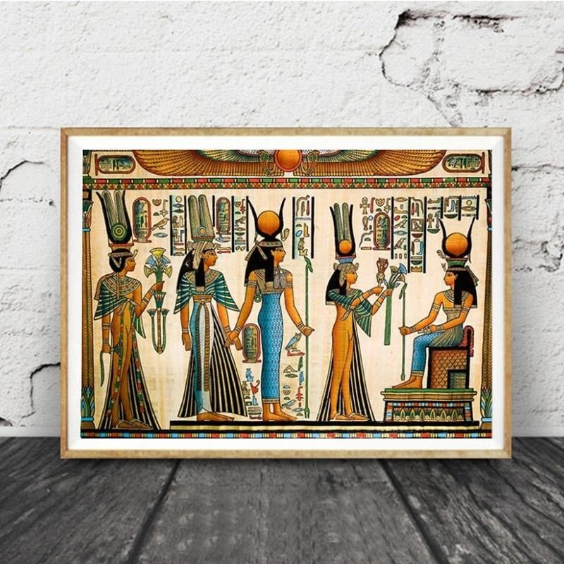 Egypt Wall Art Prints on Canvas