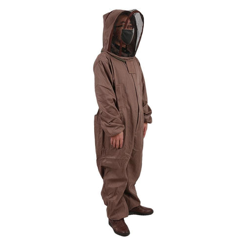 1 Set Beekeeping Jacket Cotton Full Protective Beekeeping suits - HomeWareBargains