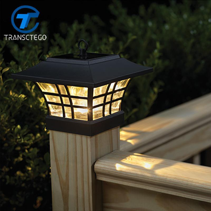 Solar Light For The Garden with Waterproof LED - HomeWareBargains