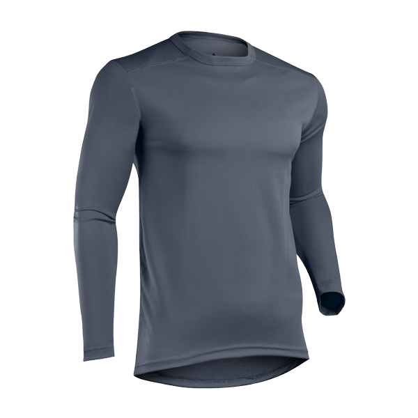 Mesh Knit Performance Thermal Crew