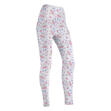Cotton Raschel Knit Thermal Pant