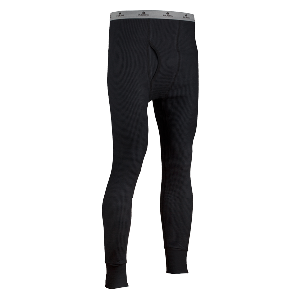 Cotton Heavyweight Waffle Thermal Pant