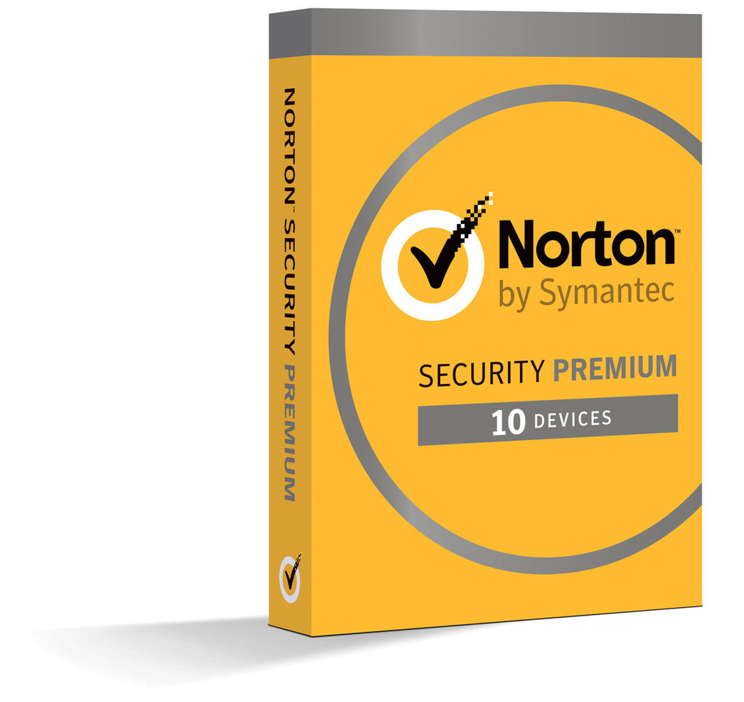 NORTON SECURITY PREMIUM + BACKUP 10 DEVICES