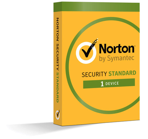 NORTON SECURITY STANDARD 1 DEVICE (DIGITAL DOWNLOAD)