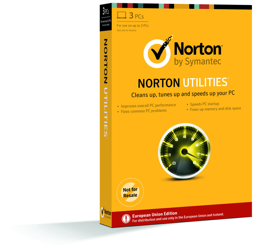 NORTON UTILITIES v16.0 2017 3 DEVICE