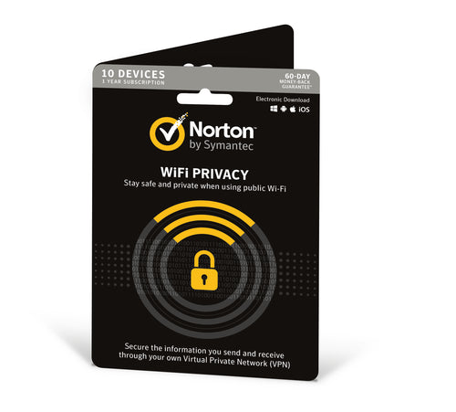 NORTON WIFI PRIVACY 10 DEVICE