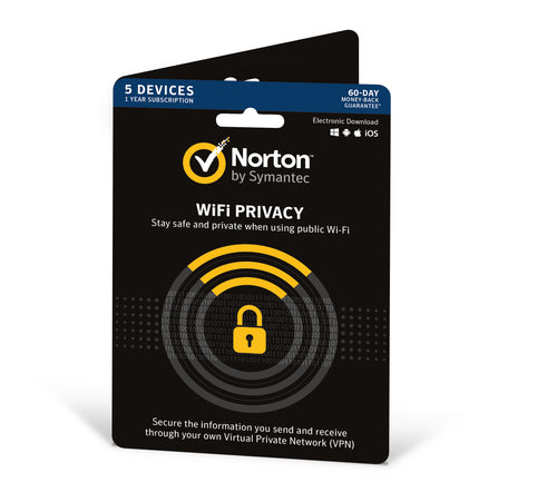 NORTON WIFI PRIVACY 5 DEVICE