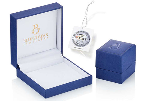bluestreak jewellery swarovski charms and charm bracelets luxury boxes and seal