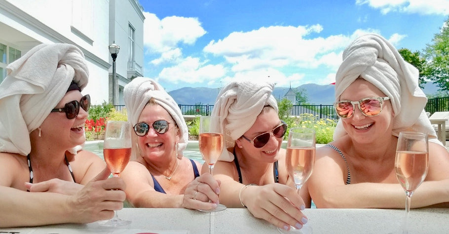 A Much Needed Girls Getaway - Three Sisters and their Mom