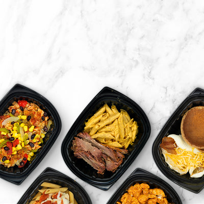 Clean Eatz | Healthy Meal Plans Delivered | Cooked Meals Ready to Eat!