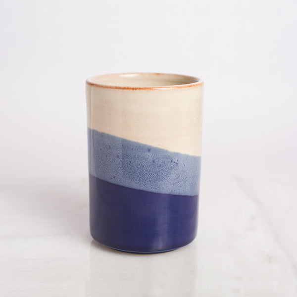 Andy Tumbler in Cobalt