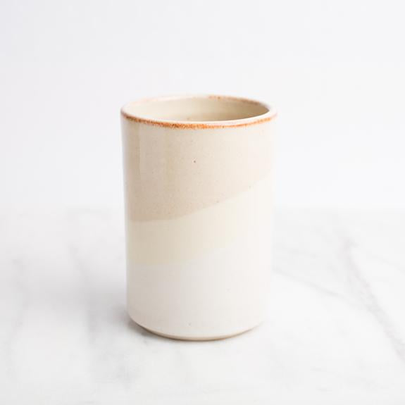 Andy Tumbler in Ivory