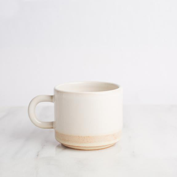 Bogart Mug in Antique Ivory