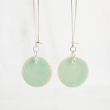Seaside Clay Drop Earrings