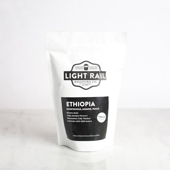 Light Rail Coffee