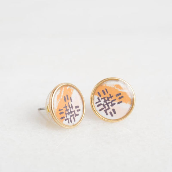 Stroke & Dash Earrings