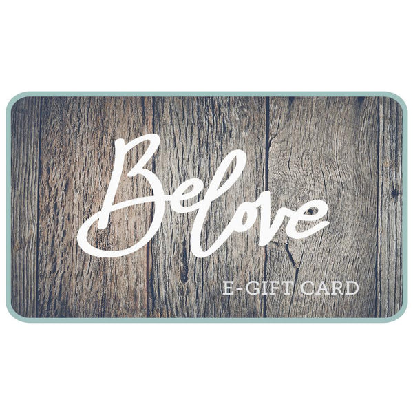 Belove E-Gift Card