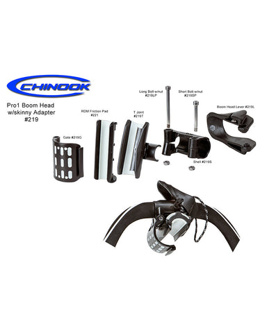 Boom Grip-Set (Black)
