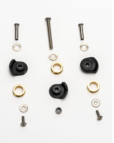 Three Pulley In-Flight Outhaul Kit