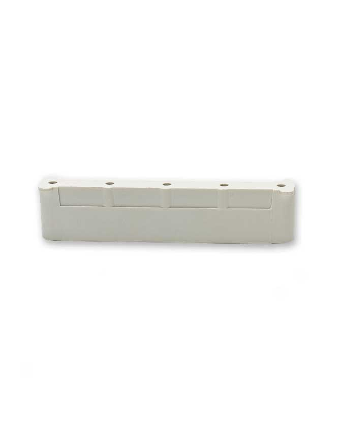 5-Hole Footstrap Insert (White)