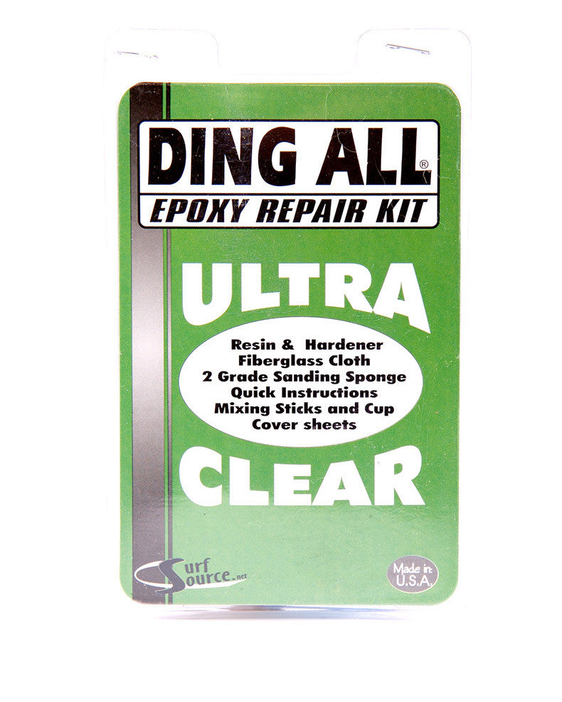 "Ding All ""Epoxy"" Repair Kit"