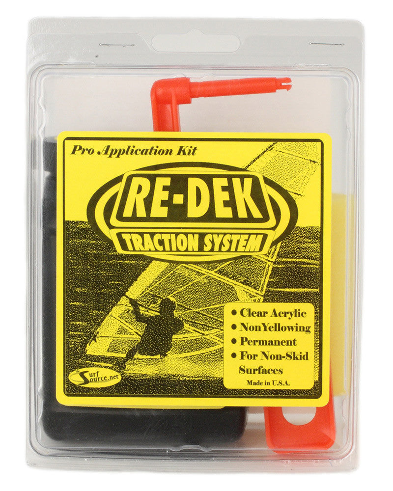 RE-DEK Traction System