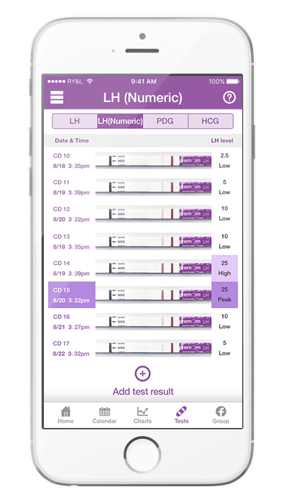Premom – Easy@Home Fertility