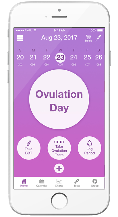 Accurate Ovulation Calculator