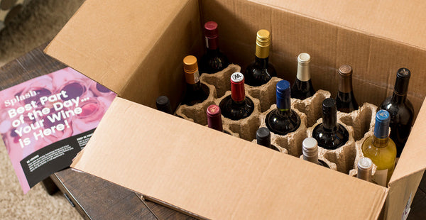 Build Your Own 15 Bottle Case From Our Collection