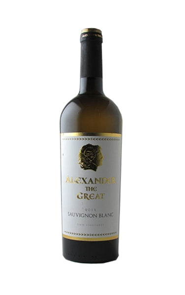 Alexander the Great Sauvignon Blanc 2015